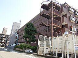 大成第2マンション[206号室]の外観