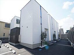 [一戸建] 静岡県浜松市中区佐藤2丁目 の賃貸【/】の外観