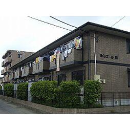 静岡県田方郡函南町仁田の賃貸アパートの外観