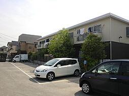 [タウンハウス] 兵庫県尼崎市富松町4丁目 の賃貸【/】の外観