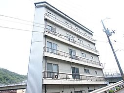 パンダ鈴蘭台[4階]の外観