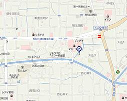 愛媛県松山市天山3丁目の賃貸アパートの外観
