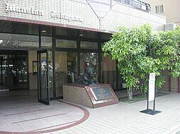 ライオンズマンション徳川[1階]の外観