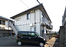 徳島県徳島市下助任町2丁目の賃貸アパートの外観