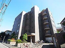 東京都足立区梅田4丁目の賃貸マンションの外観