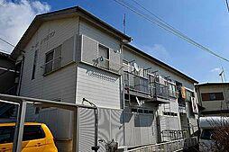 神奈川県足柄上郡松田町松田惣領の賃貸アパートの外観