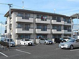 神奈川県横浜市緑区上山1丁目の賃貸アパートの外観
