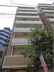 神奈川県横浜市神奈川区反町4丁目の賃貸マンションの外観