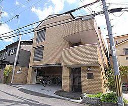 京都府京都市左京区修学院登リ内町の賃貸マンションの外観