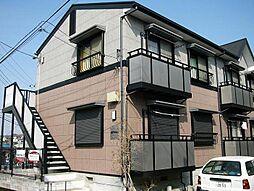 昌和マンション[2階]の外観