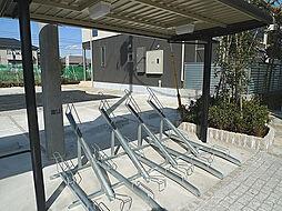 レ ボ シャトレI[1階]の外観