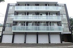 シャルマン東区役所前[4階]の外観