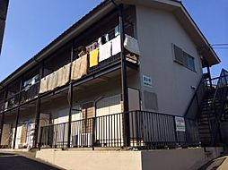 栄コーポ[202号室]の外観