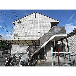 奈良県大和高田市本郷町の賃貸アパートの外観