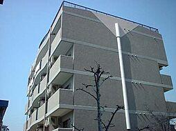 ロータス北花田[3階]の外観