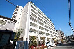 プラウド豊中南桜塚[3階]の外観