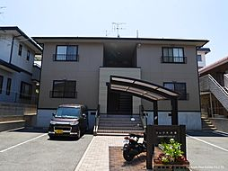 ソレジオ井堀[1階]の外観