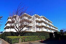 東京都清瀬市中清戸5丁目の賃貸マンションの外観