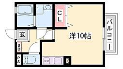 網干駅 4.5万円