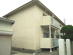 マンション栄[1階]の外観
