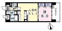 BellaVista西東京(ベラヴィスタ西東京)[3階]の間取り