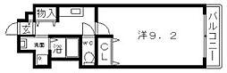 シロスハヤシ[4階]の間取り