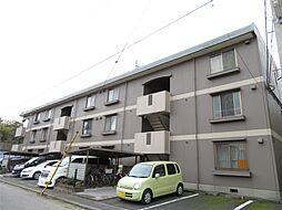 千葉県松戸市新松戸北1丁目の賃貸アパートの外観