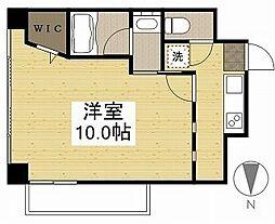 リッツ・ドエルマンション[5階]の間取り