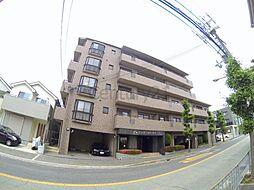 大阪府池田市緑丘1丁目の賃貸マンションの外観