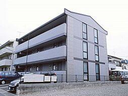 神奈川県足柄下郡湯河原町中央1丁目の賃貸マンションの外観