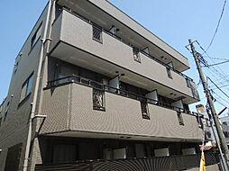 深川富岡三番館[2階]の外観