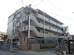 兵庫県尼崎市武庫元町1丁目の賃貸マンションの外観