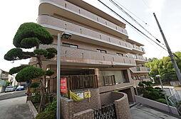 アムール桃山台[3階]の外観