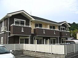 フォレストロード[1階]の外観