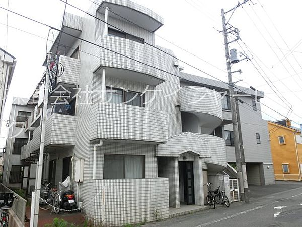 福生サンマンション 2階の賃貸【東京都 / 福生市】