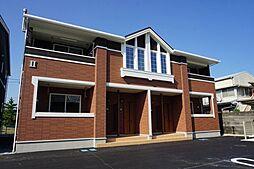 徳島県徳島市鮎喰町1丁目の賃貸アパートの外観