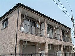 東京都練馬区石神井町8丁目の賃貸アパートの外観