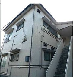 福岡県北九州市八幡西区浅川台1丁目の賃貸アパートの外観