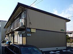 ハイツOGAWA[201号室]の外観