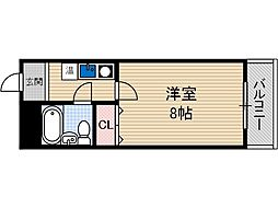 元町壱番館[4階]の間取り