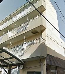 マンション服部[4階]の外観