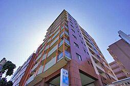 福岡県福岡市博多区石城町の賃貸マンションの外観