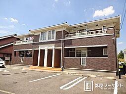名鉄豊田線 日進駅 3.4kmの賃貸アパート