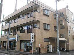 ハピネスマンション[3階]の外観