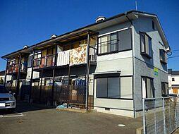 フローラルハイツ2[1階]の外観