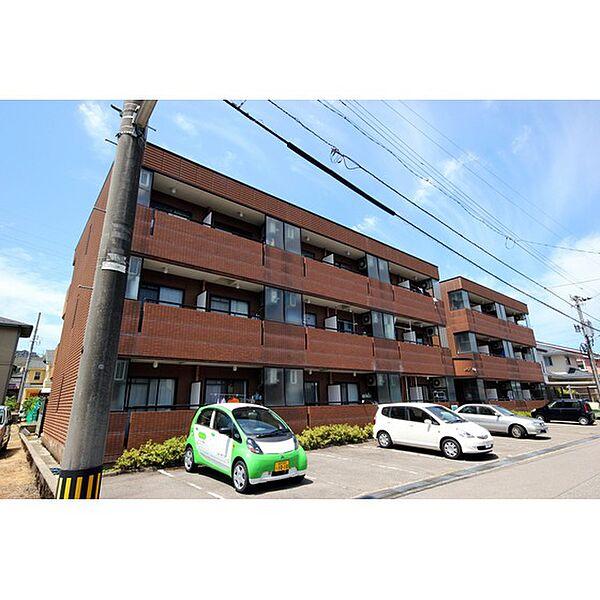 AKビレッジ 3階の賃貸【石川県 / 金沢市】