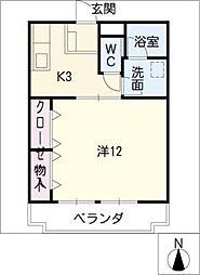 LimpiaLIVE[1階]の間取り