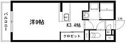 カルミア[1階]の間取り