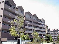 ローレルスクエア登美ヶ丘[3階]の外観