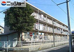 柏原農住団地T棟[3階]の外観